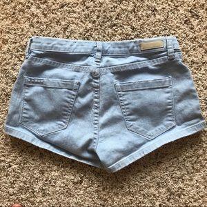Blank NYC Shorts - Blank NYC two toned shorts